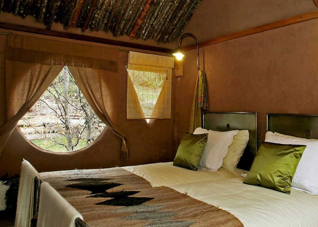 Standard Room, Hotel Altiplanico, Cajon de Maipo