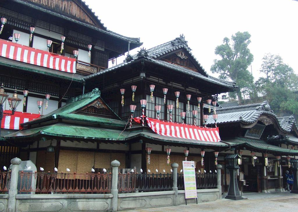 Dogo Onsen, Matsuyama, Shikoku