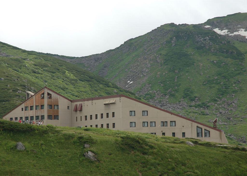 Hotel Tateyama, Murodo