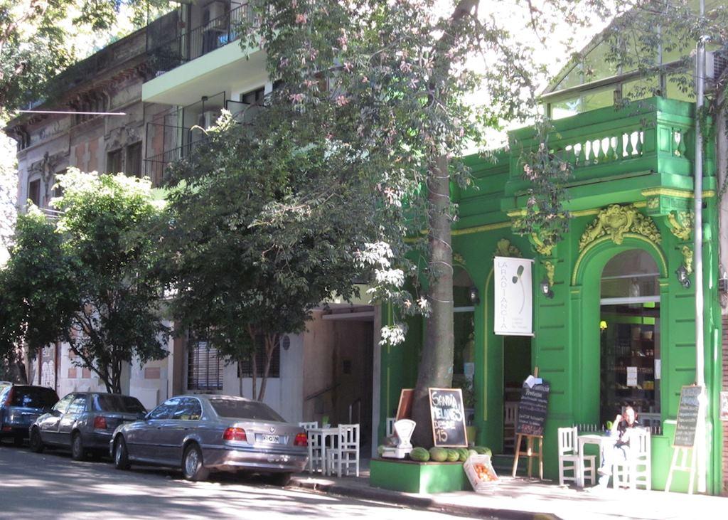 Palermo street scene, Buenos Aires, Argentina