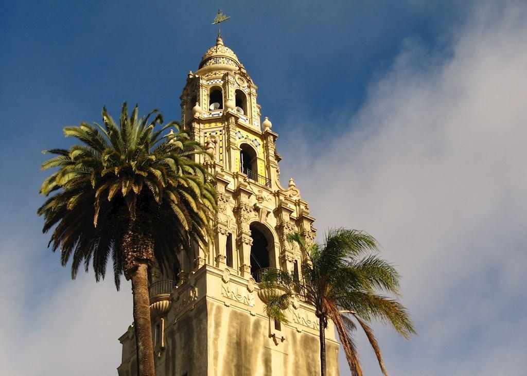 Saint Francis Chapel, Balboa Park, San Diego