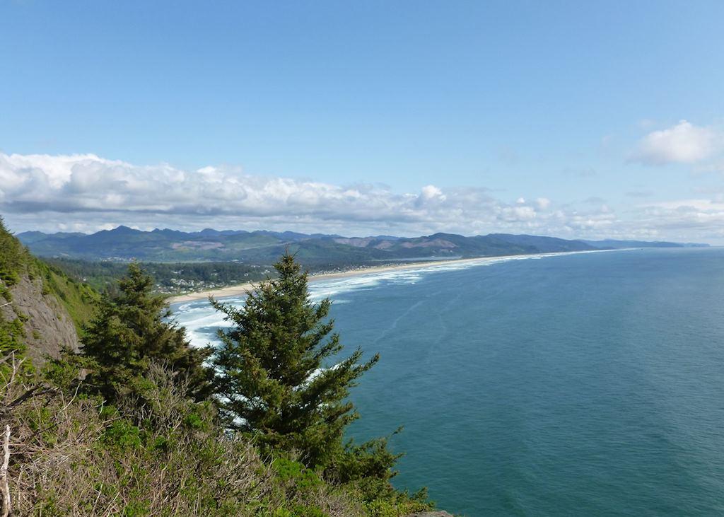 Oregon Coast, between Newport and Cannon Beach