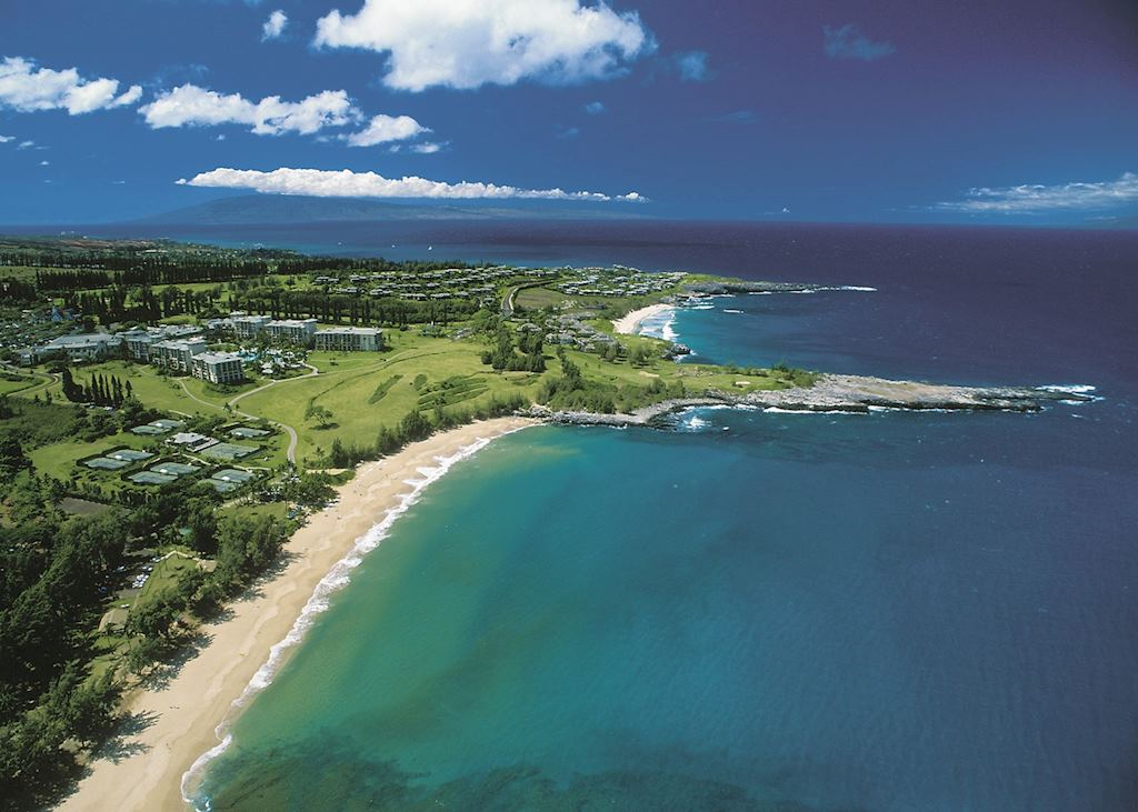 The Ritz Carlton Kapalua, Maui