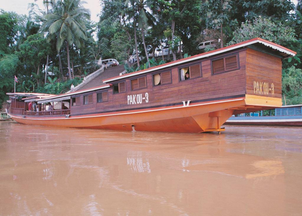 Pak Ou boat, Luang Prabang