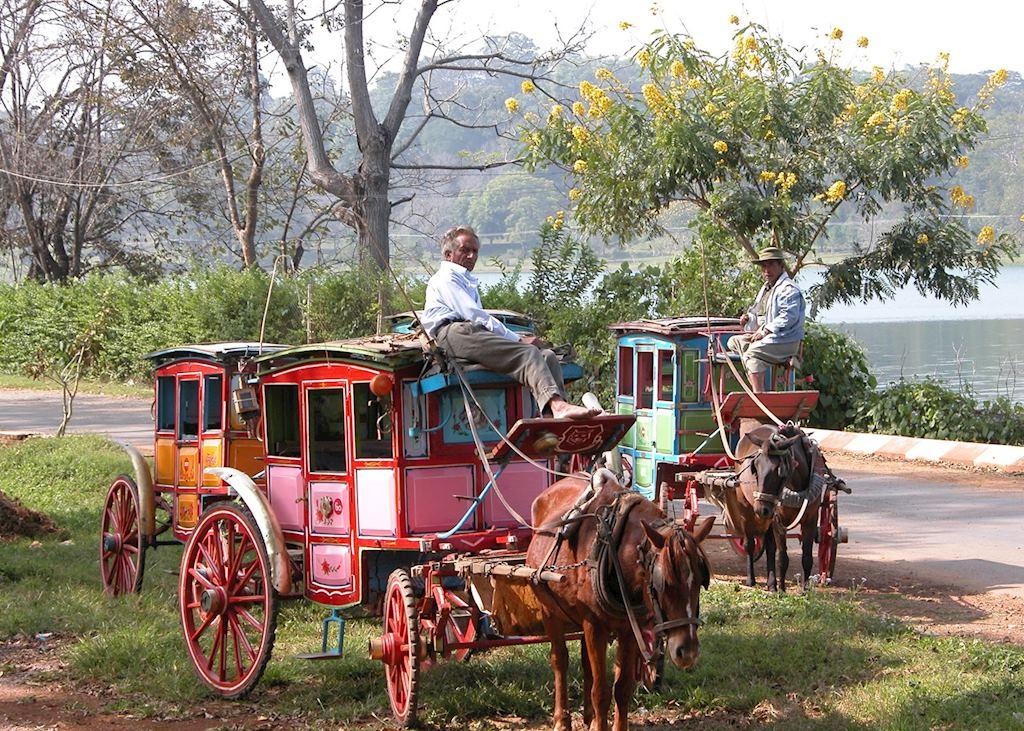 Stagecoaches, Pyin U Lwin