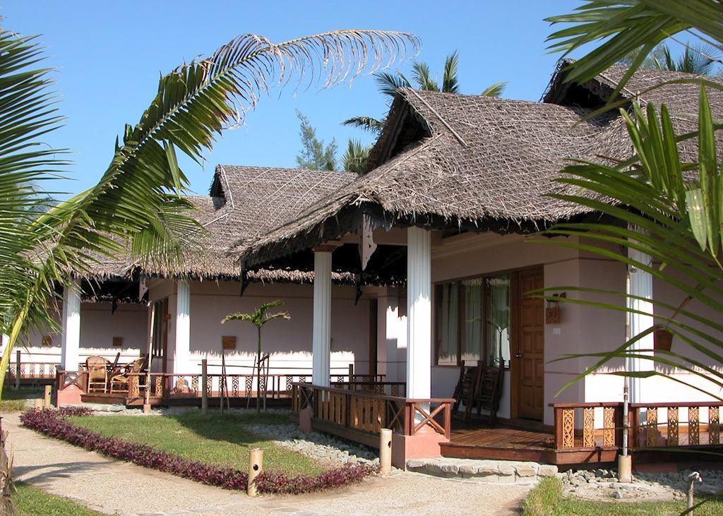 Silver Beach Hotel, Ngapali