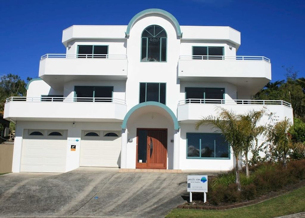 Pacific View Bed and Breakfast, Coromandel Peninsula