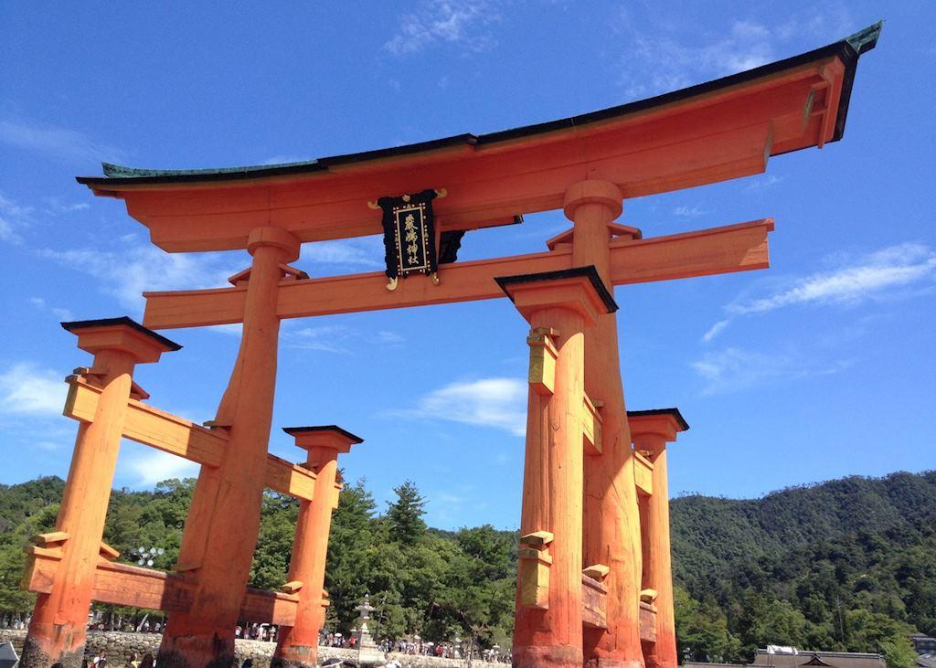 Miyajima - Tori Gate