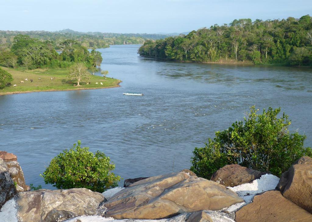 San Juan River, Nicaragua