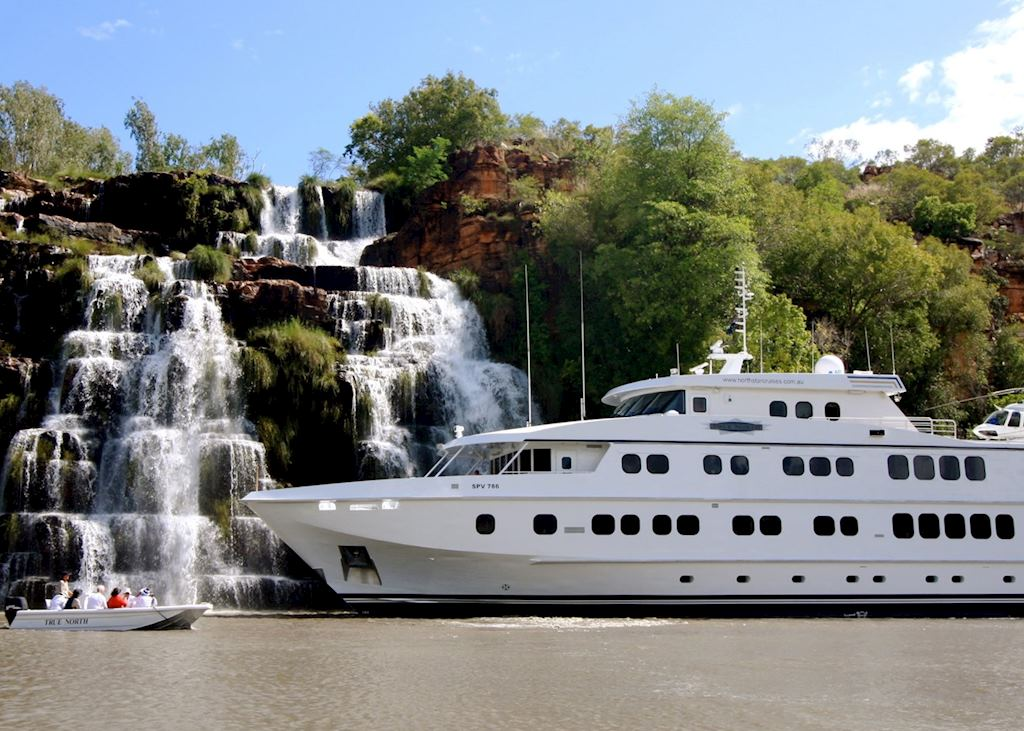 Kings Cascades, True North Cruise