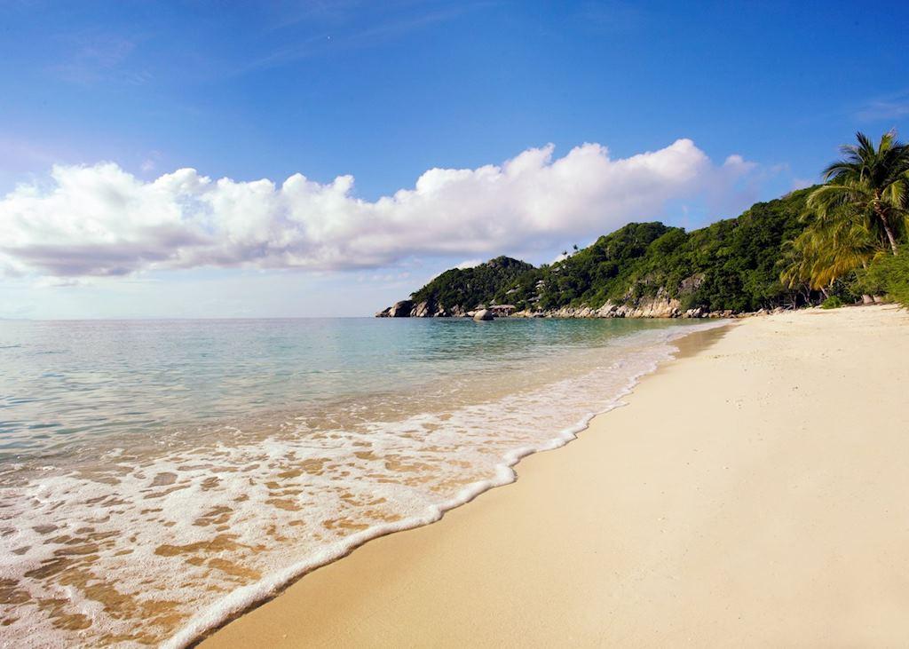Beach, Haad Tien Beach Resort, Koh Tao