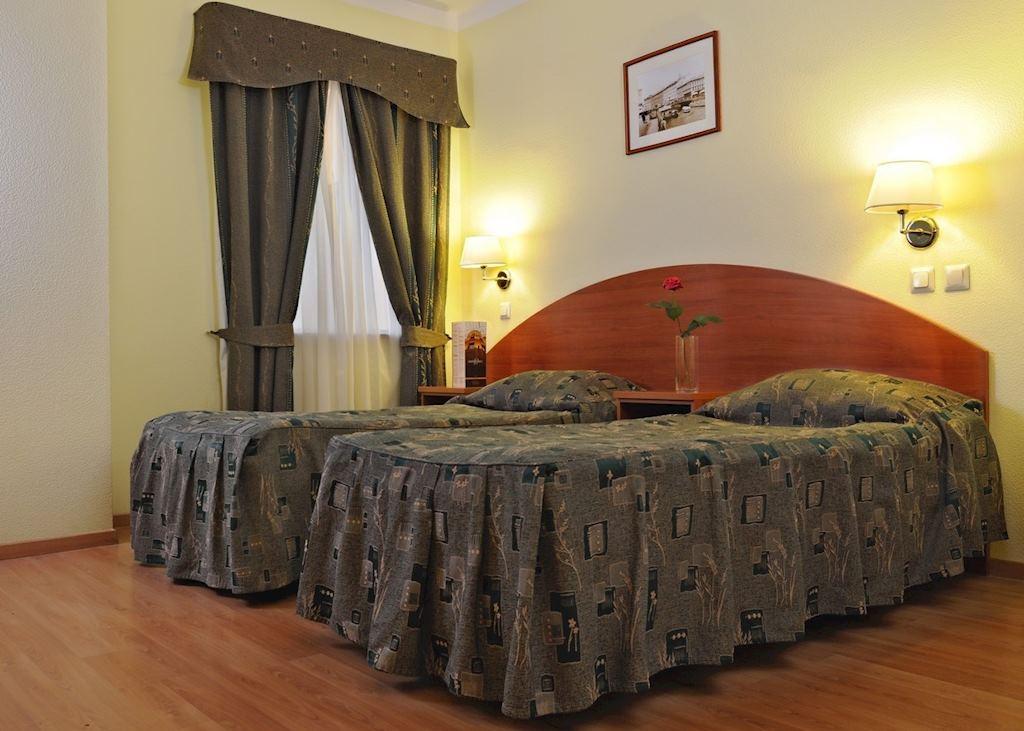 Twin room,  Dostoevsky Hotel