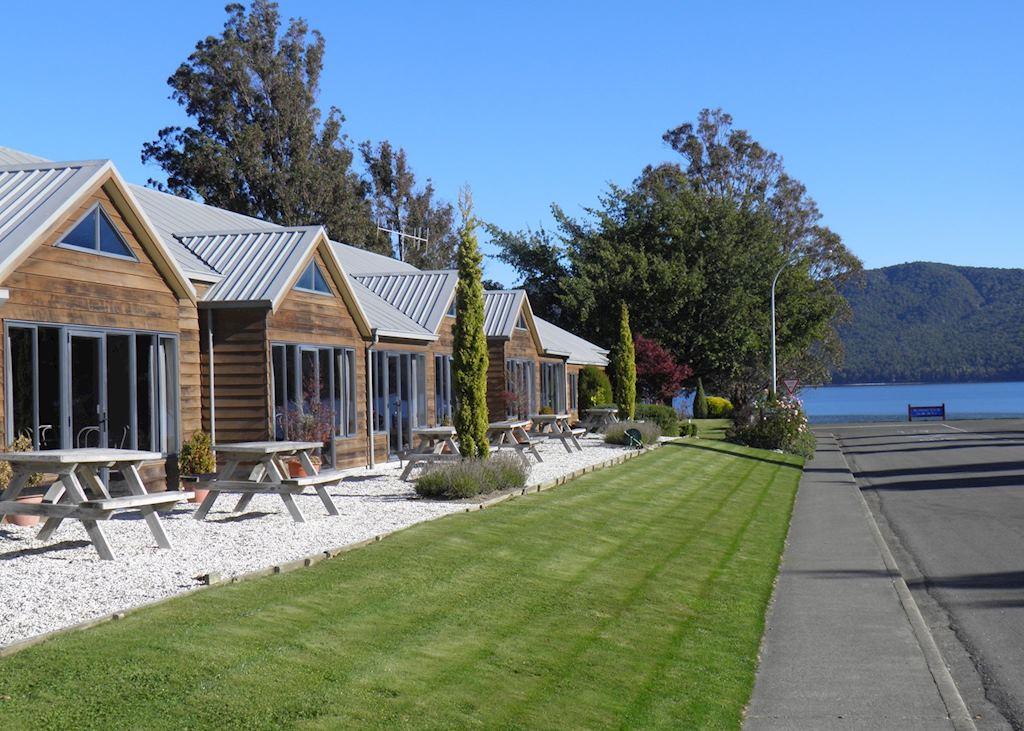 Lakefront Lodge, Te Anau