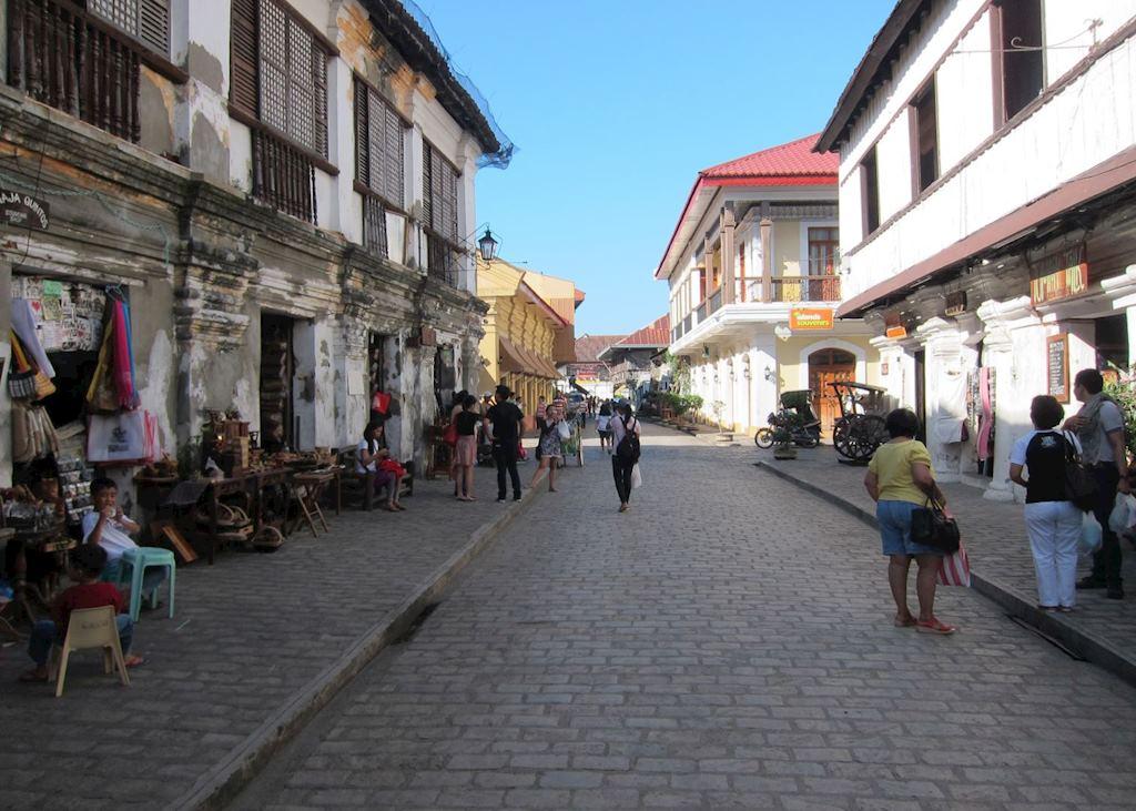 Mena Crisologo, Vigan, Philippines