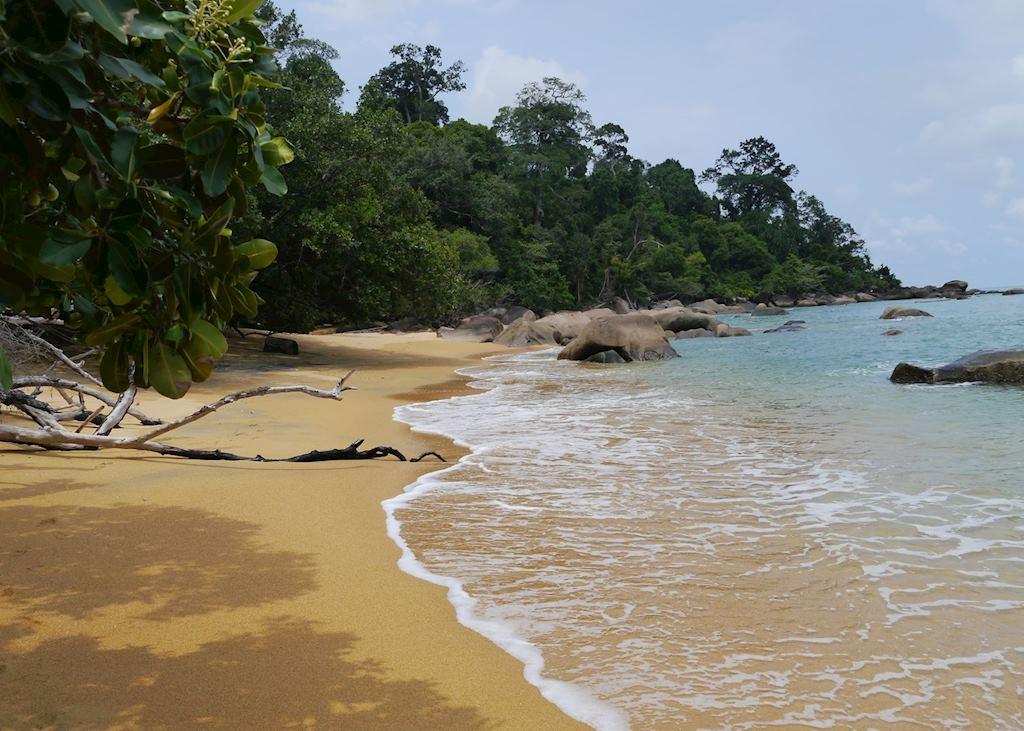 Tanjung Datu National Park,Malaysian Borneo