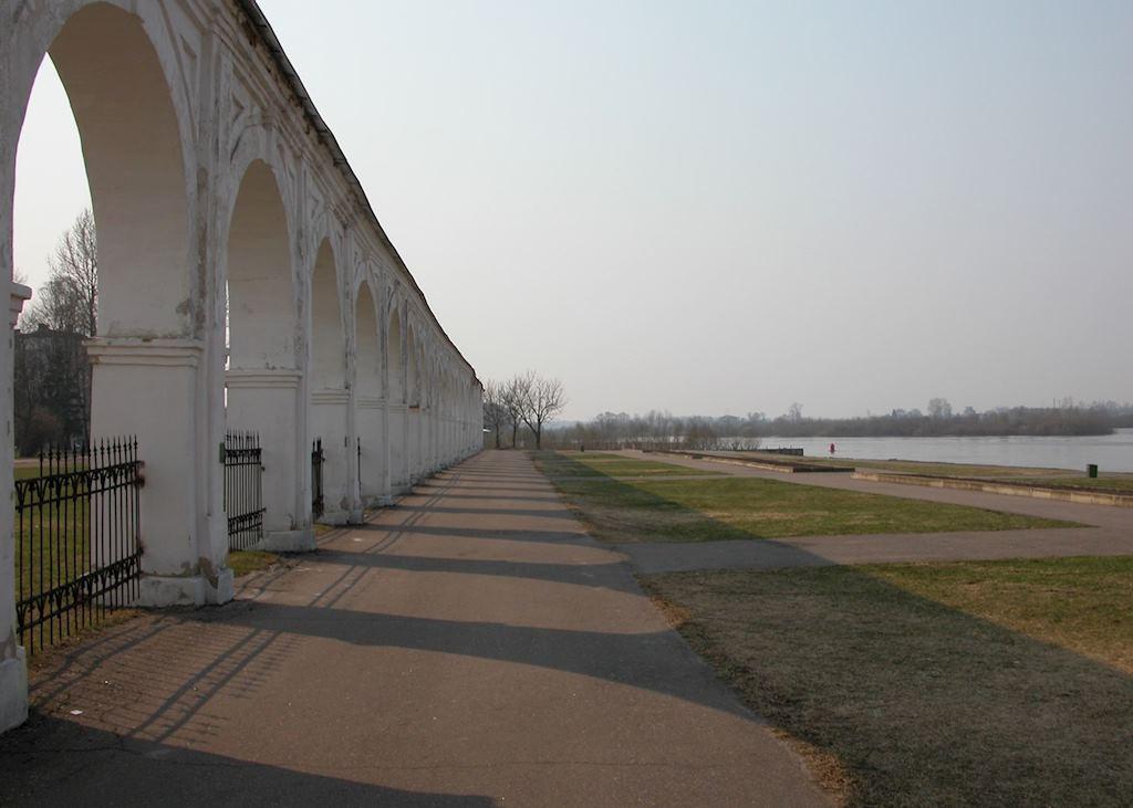 Arcade, Novgorod