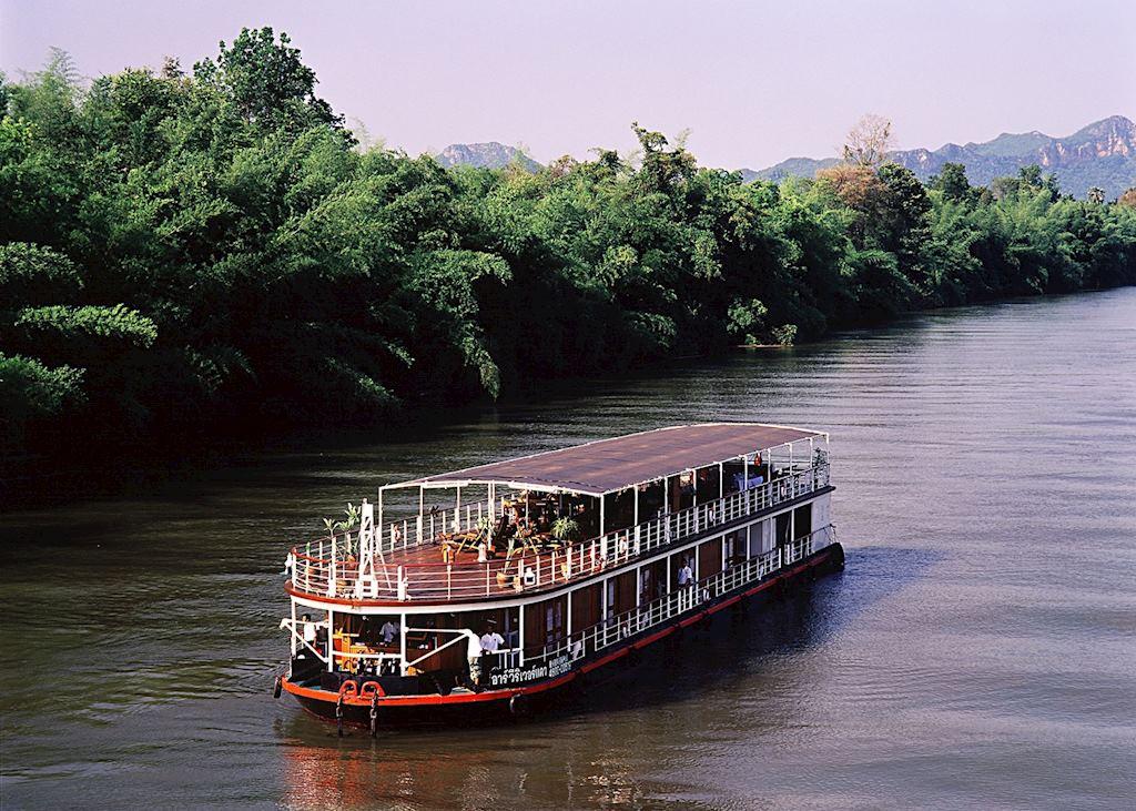 RV River Kwai, Bangkok