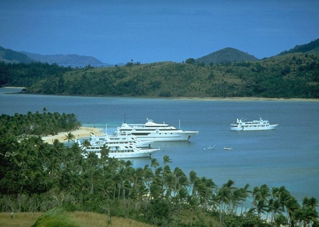 The Blue Lagoon fleet