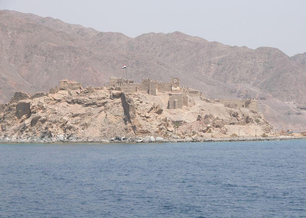 Pharohs Isalnd, Aqaba