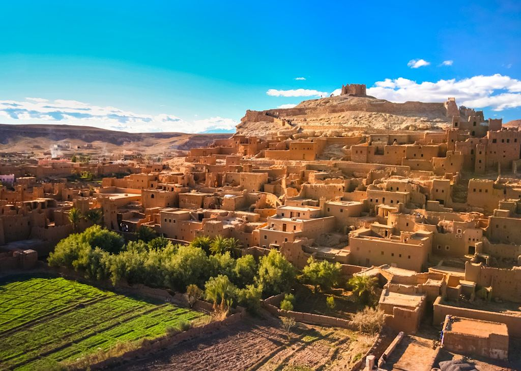 Ancient city of Ait Ben Haddou