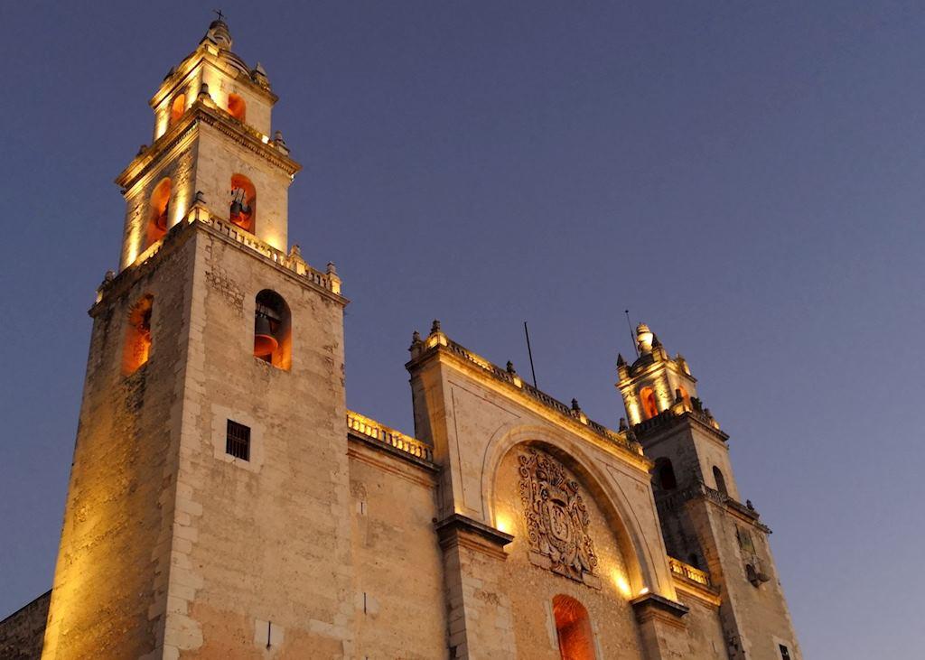 Catedral de San Idelfonso, Merida