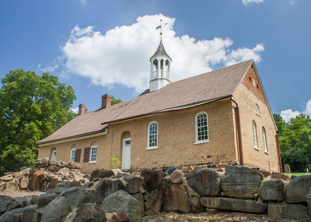 Moravian Church, Winston Salem