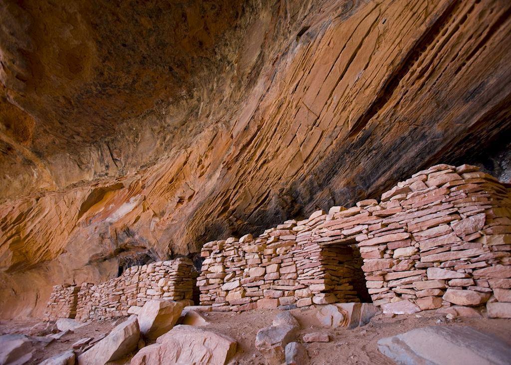 Sinaguan Indian ruins, Sedona