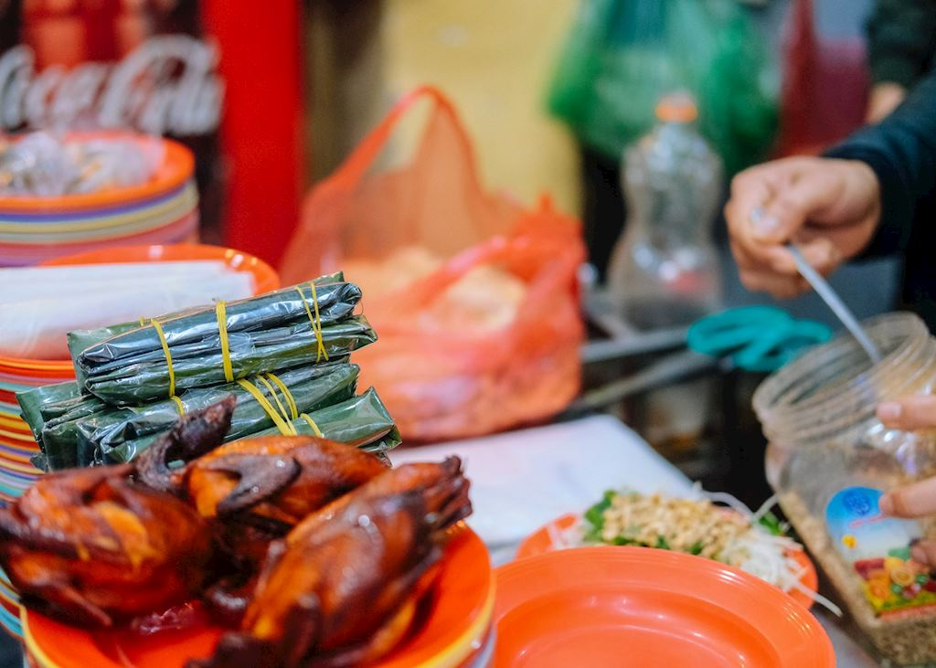 Street food tour, Hanoi