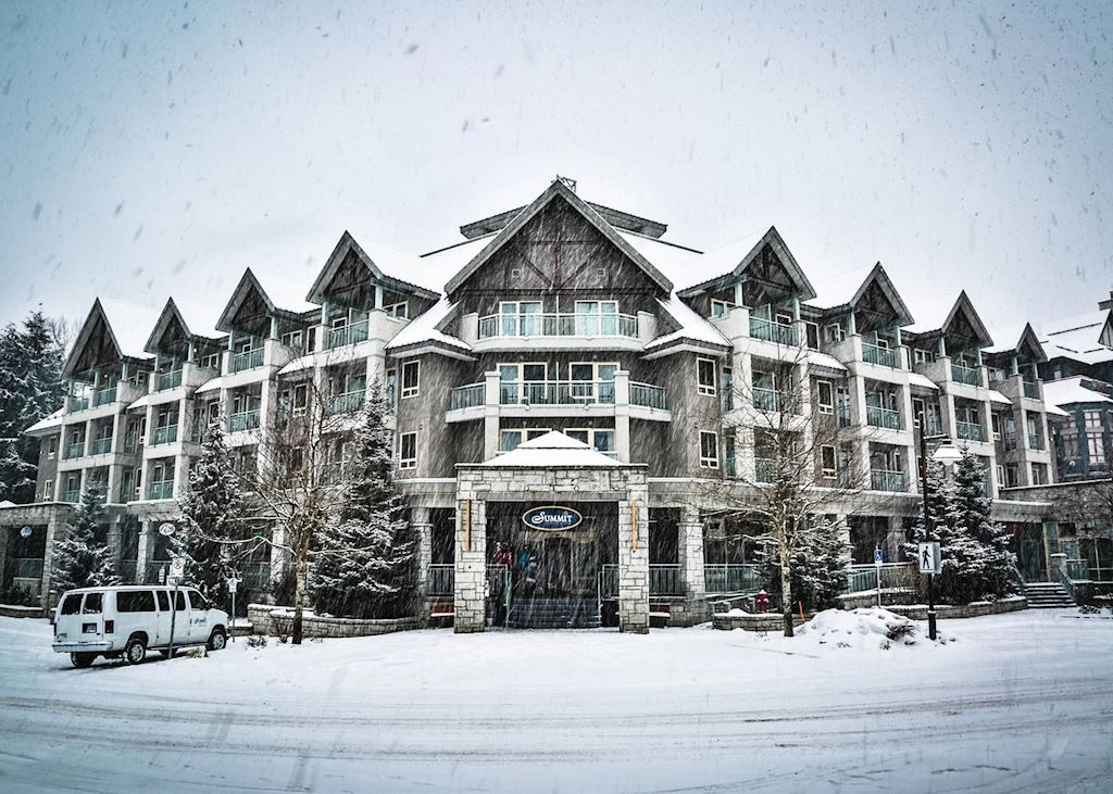 Summit Lodge, Whistler