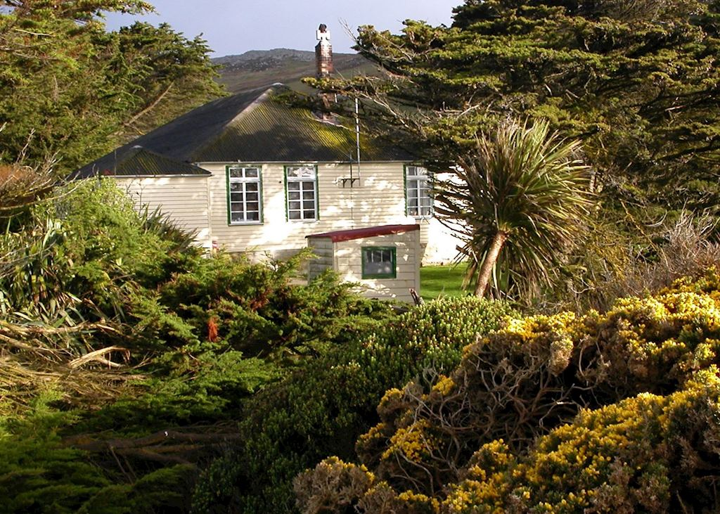 Manager's House, Carcass Island