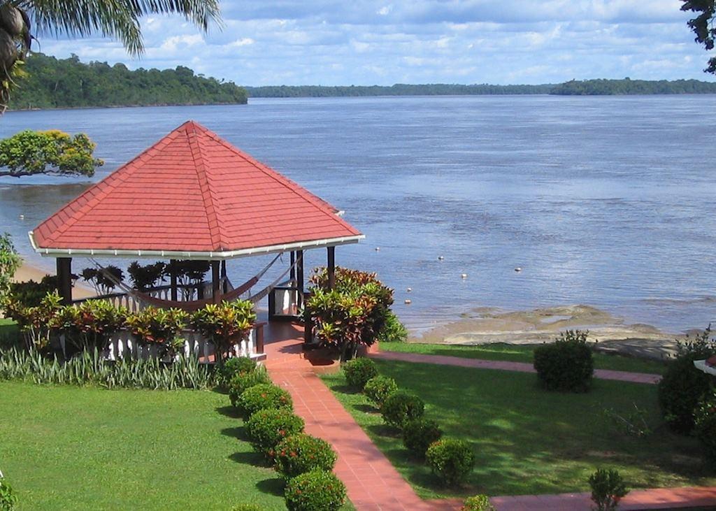 Baganara Island Resort, Guyana
