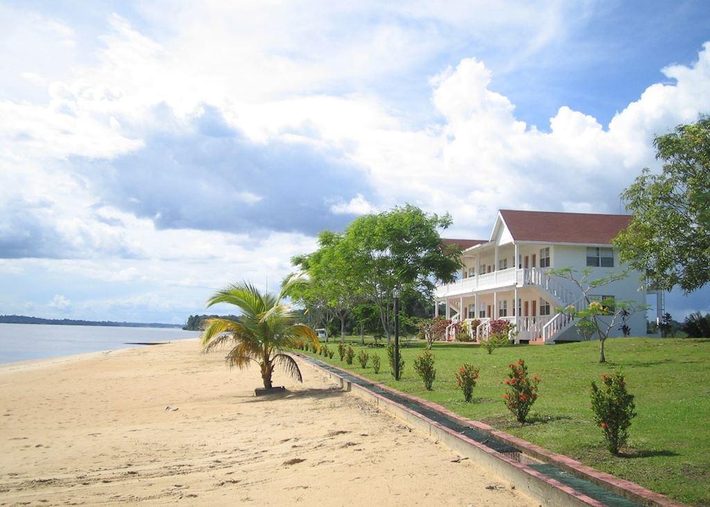 Baganara Island Resort, Baganara Island Resort