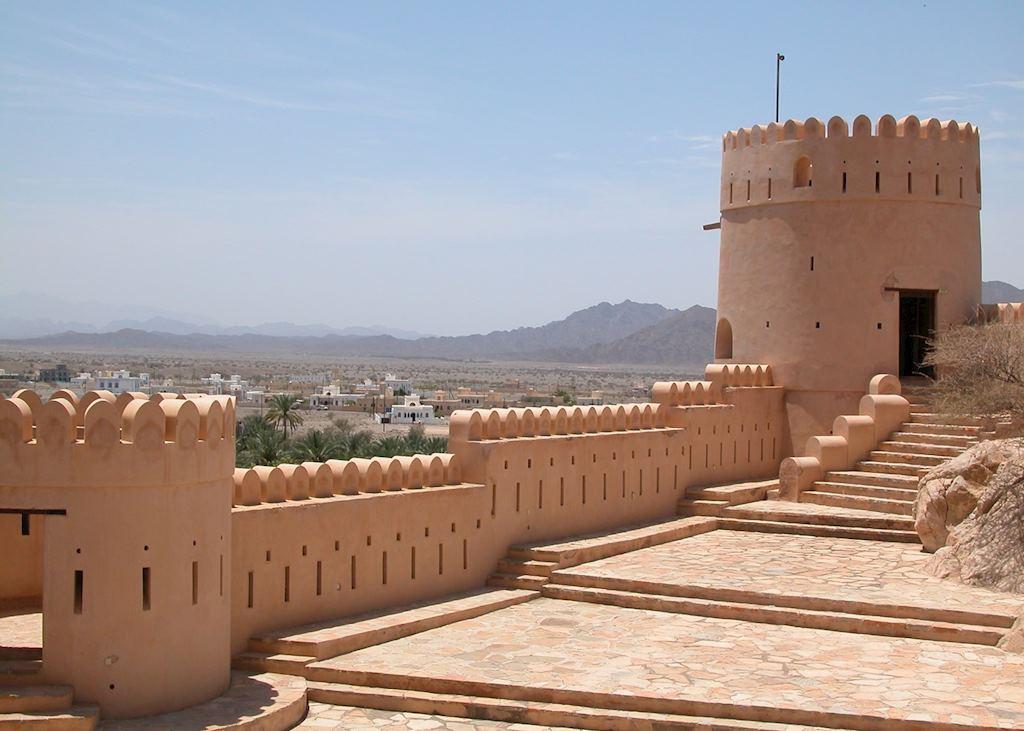 Nakhl Fort, Oman