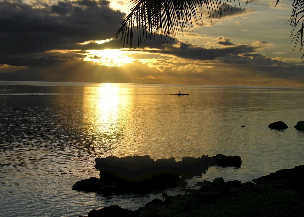 Rangiroa, the Tuamotu Islands