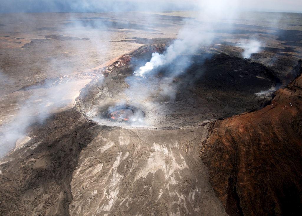 Volcanoes National Park, Hawaii