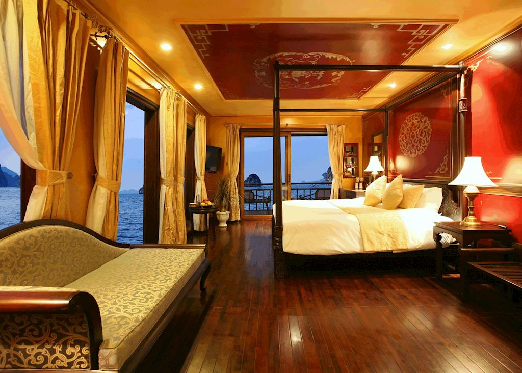 Dragon Suite, Halong Violet, Halong City