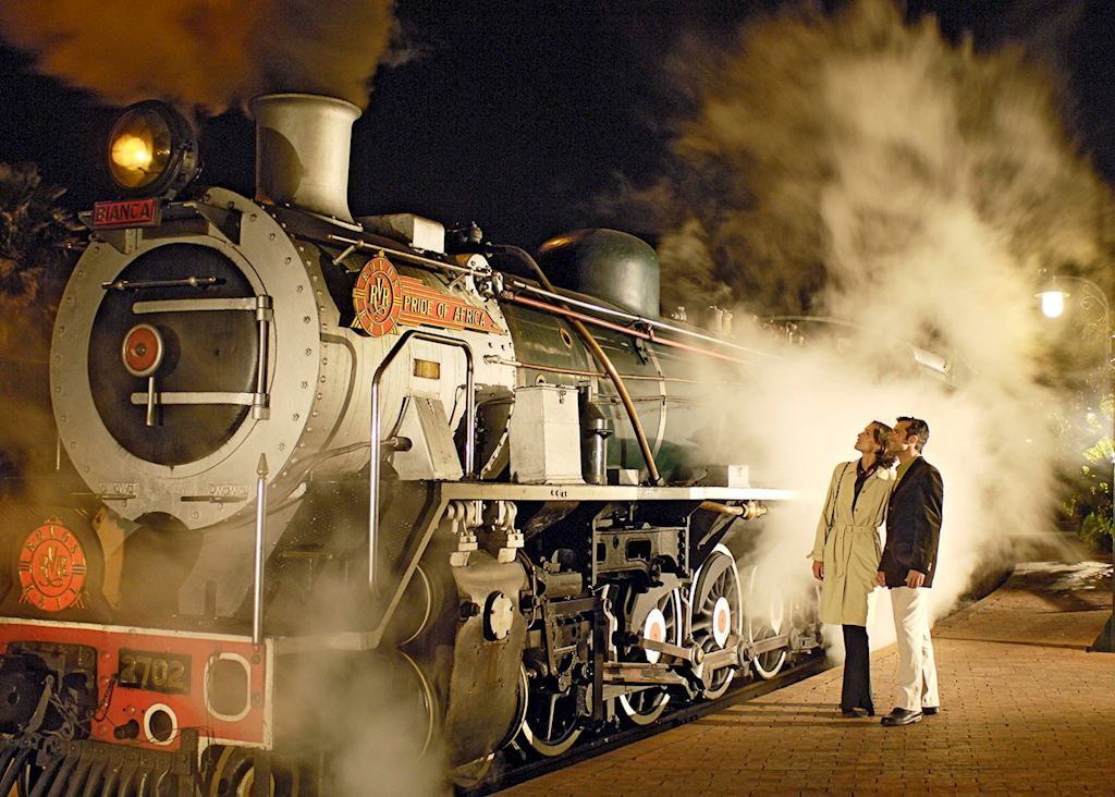 Rovos Rail, Livingstone & The Victoria Falls