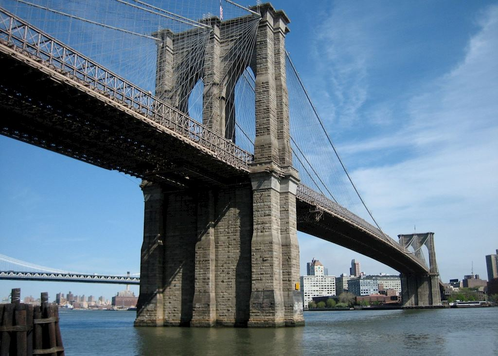The Brooklyn Bridge, New York