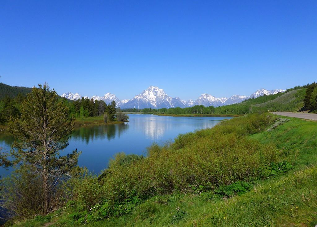 Jackon Lake, Grand Teton National Park