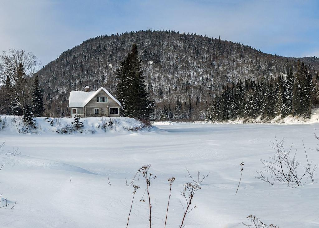 Jacques-Cartier National Park, Laurentian Mountains