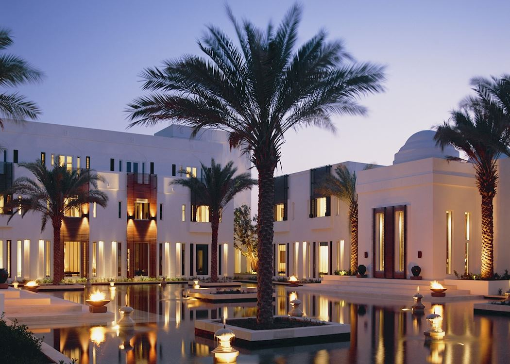 The Chedi Hotels In Muscat Audley Travel
