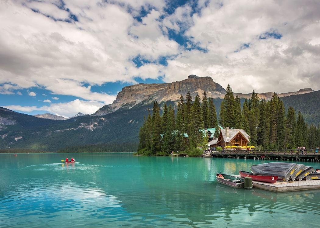 Emerald Lake Alberta Hotels
