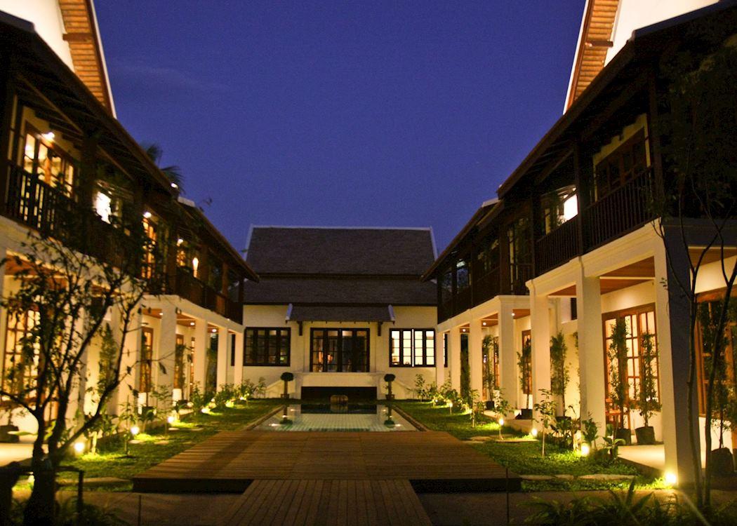 le sen boutique hotel hotels in luang prabang audley travel. Black Bedroom Furniture Sets. Home Design Ideas