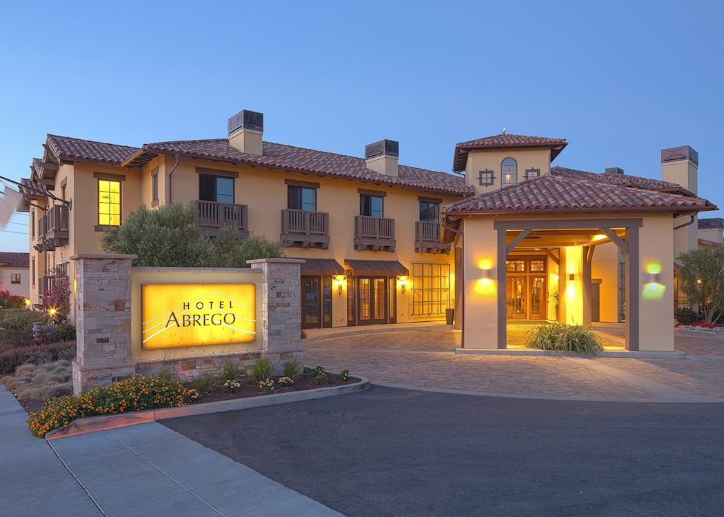 Hotel Abrego Hotels In Monterey Audley Travel