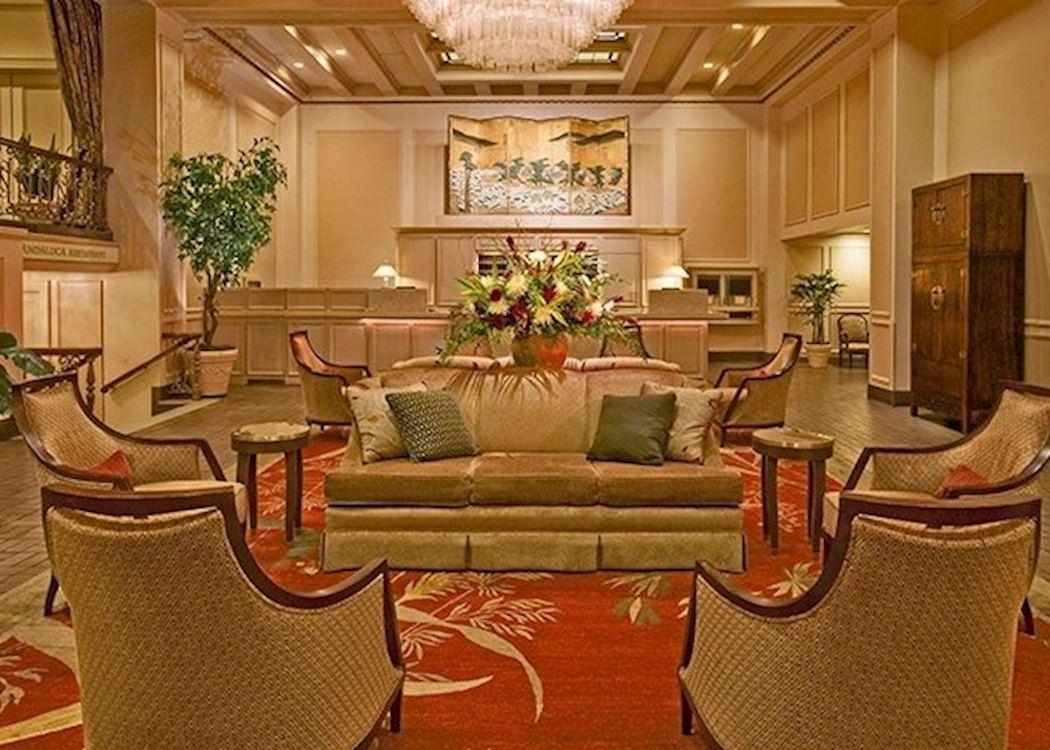 mayflower park hotel hotels in seattle audley travel. Black Bedroom Furniture Sets. Home Design Ideas