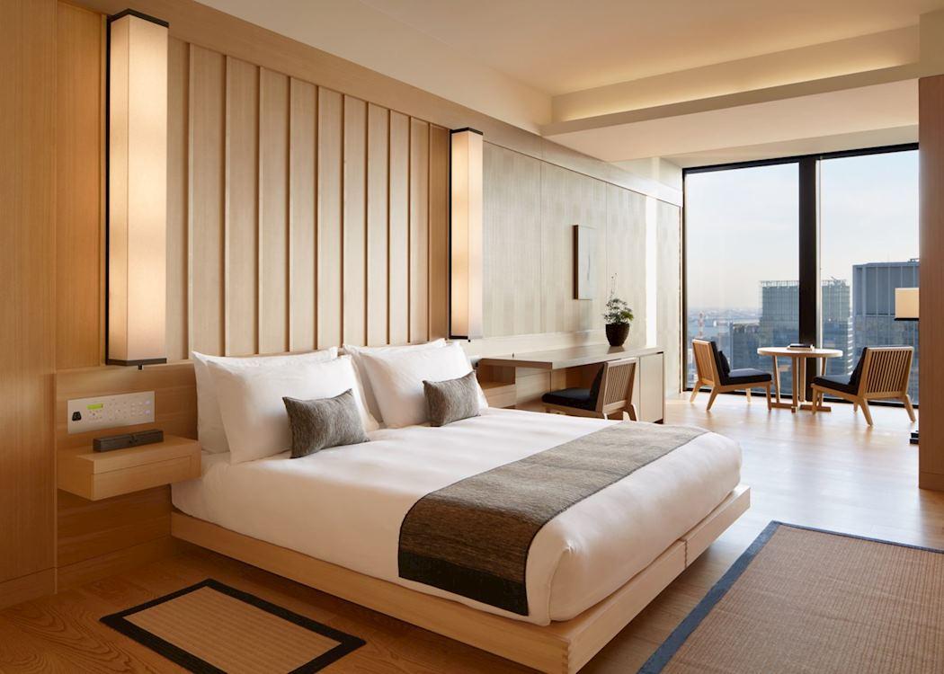 Aman tokyo hotels in tokyo audley travel for Design hotel tokyo