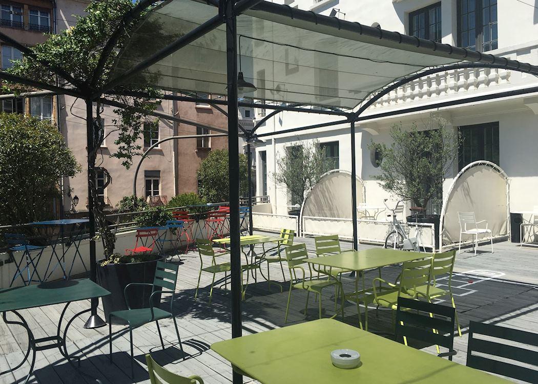 coll ge hotel hotels in lyon audley travel. Black Bedroom Furniture Sets. Home Design Ideas