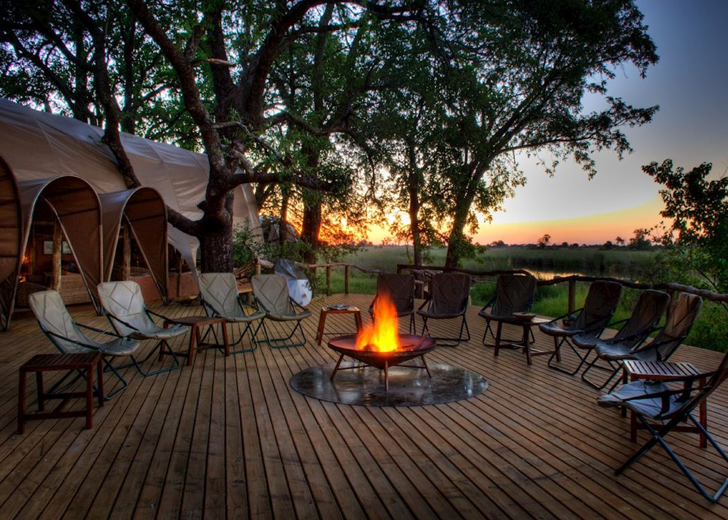 Camp Okuti Hotels In Moremi Wildlife Reserve Audley Travel
