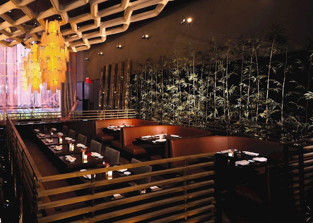 Japanese Restaurant On Bryant Street