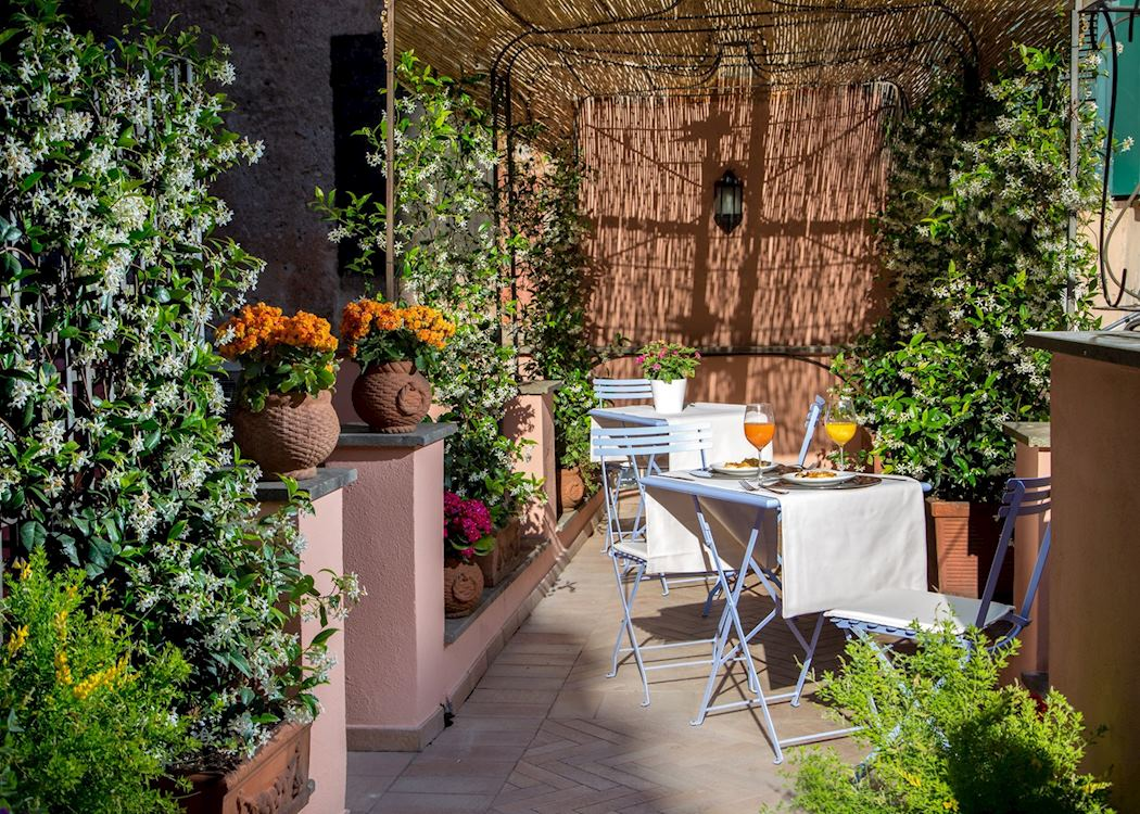 Inn at the Roman Forum   Hotels in Rome   Audley Travel